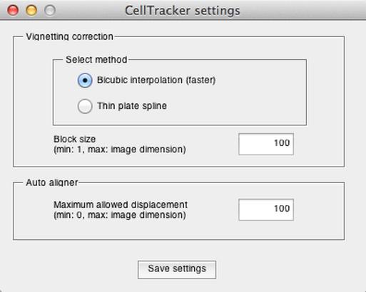 About CellTracker - CellTracker